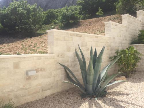 Villa Pag - Garten