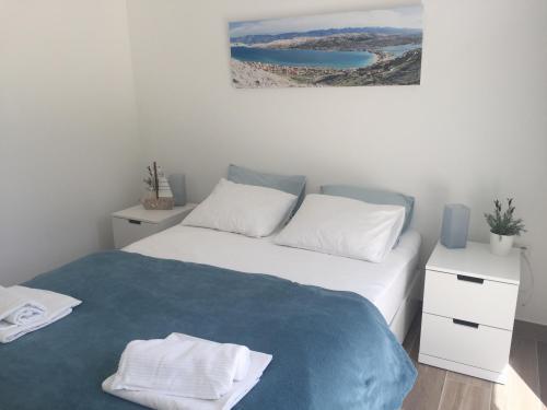 Villa Pag - Zimmer 2